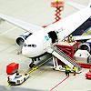 輸入航空貨物の流れ